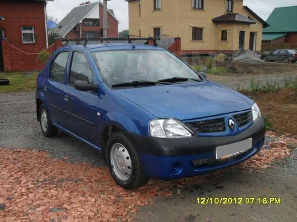 Renault Logan, 2008 год, 230 000 руб.