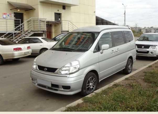Nissan Serena, 2001 год, 315 000 руб.