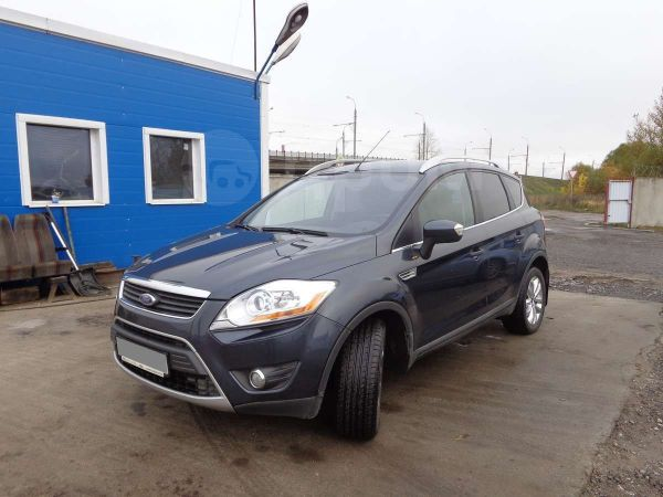 Ford Kuga, 2008 год, 730 000 руб.