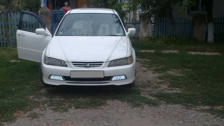 Honda Accord, 1999 год, 295 000 руб.