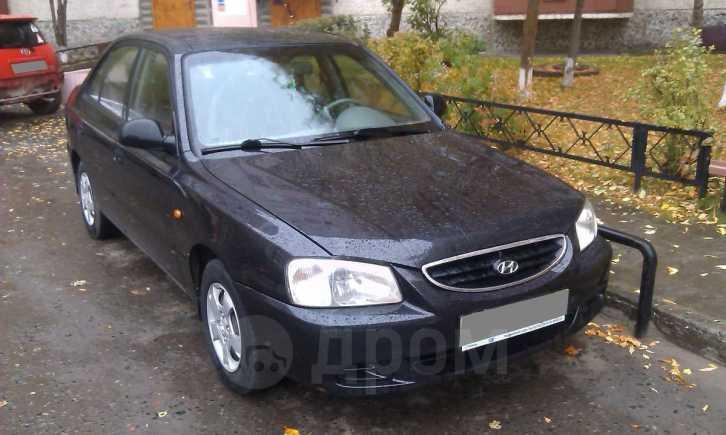 Hyundai Accent, 2009 год, 229 000 руб.