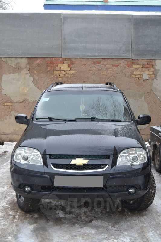 Chevrolet Niva, 2011 год, 385 000 руб.