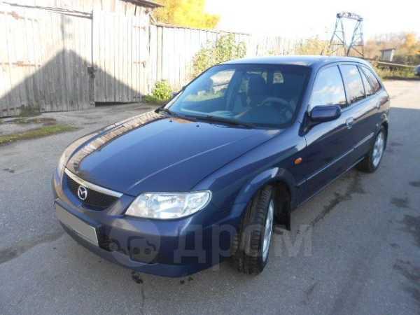 Mazda 323F, 2001 год, 240 000 руб.