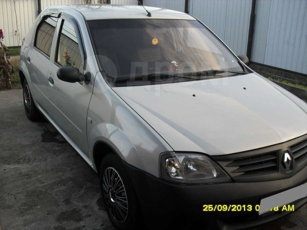 Renault Logan, 2008 год, 218 000 руб.