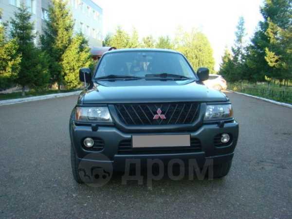 Mitsubishi Pajero Sport, 2002 год, 499 000 руб.