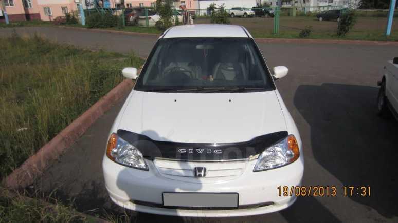 Honda Civic Ferio, 2001 год, 163 000 руб.