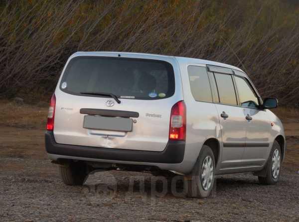 Toyota Probox, 2005 год, 279 000 руб.