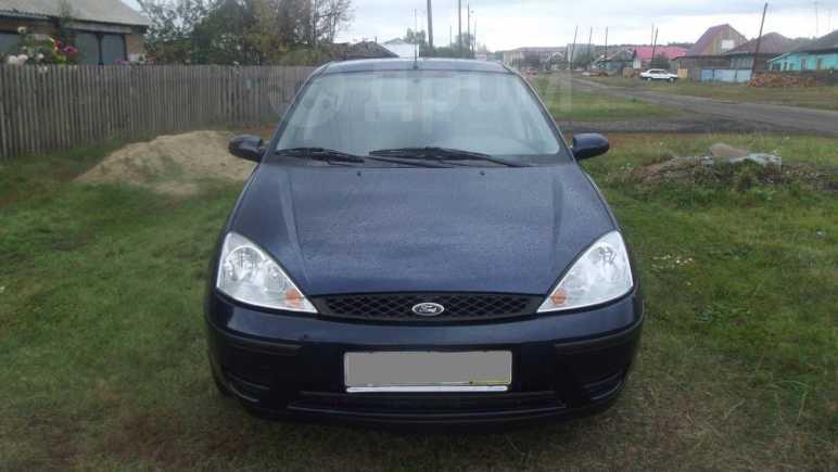 Ford Focus, 2003 год, 285 000 руб.