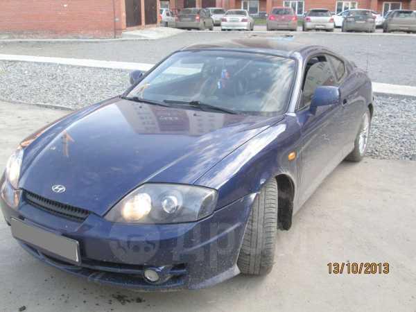 Hyundai Coupe, 2002 год, 250 000 руб.