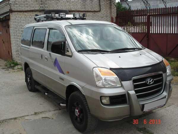 Hyundai Starex, 2007 год, 875 250 руб.