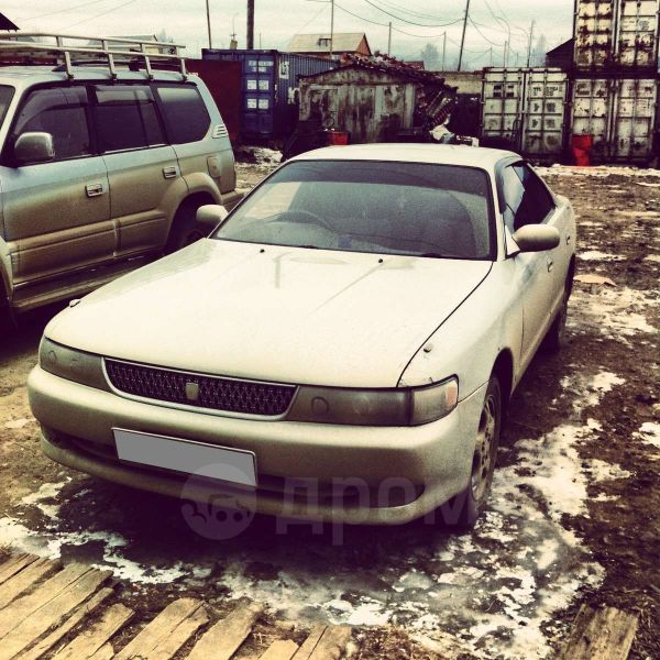 Toyota Chaser, 1993 год, 145 000 руб.