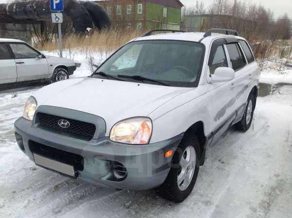 Hyundai Santa Fe, 2002 год, 395 000 руб.