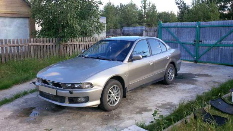 Mitsubishi Galant, 2001 год, 265 000 руб.
