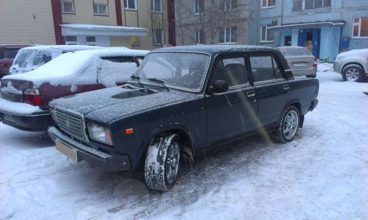 Лада 2107, 2005 год, 95 000 руб.