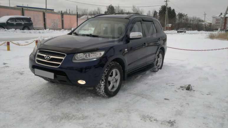 Hyundai Santa Fe, 2006 год, 700 000 руб.