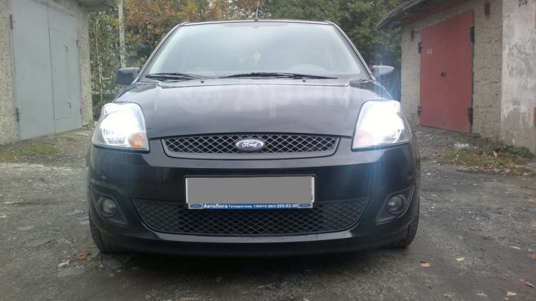 Ford Fiesta, 2008 год, 315 000 руб.