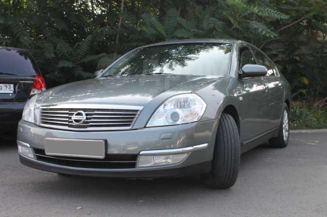 Nissan Teana, 2007 год, 578 000 руб.