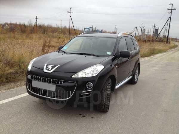 Peugeot 4007, 2008 год, 790 000 руб.