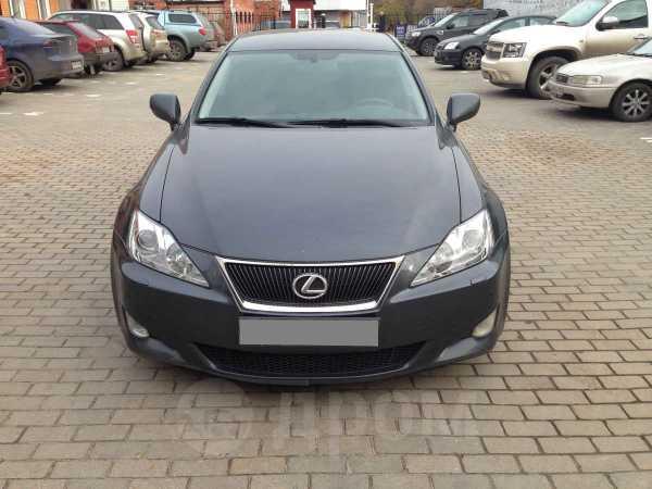 Lexus IS250, 2007 год, 745 000 руб.