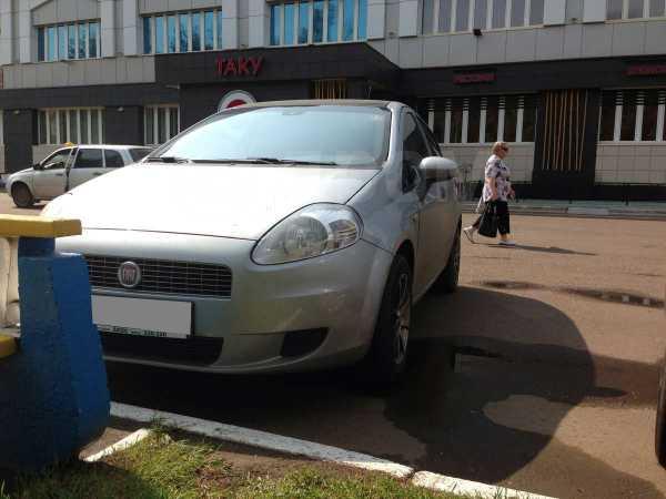 Fiat Punto, 2007 год, 300 000 руб.