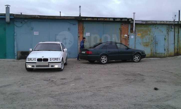 BMW 3-Series, 1992 год, 180 000 руб.