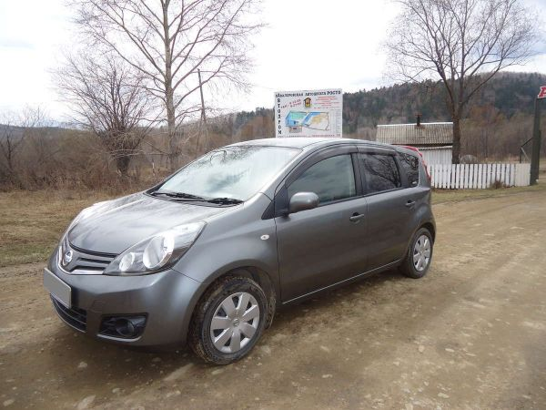 Nissan Note, 2008 год, 290 000 руб.