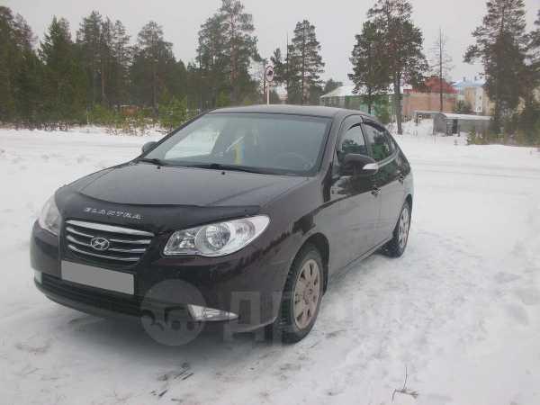 Hyundai Elantra, 2010 год, 440 000 руб.