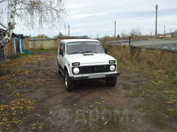 Лада 4x4 2131 Нива, 2005 год, 185 000 руб.