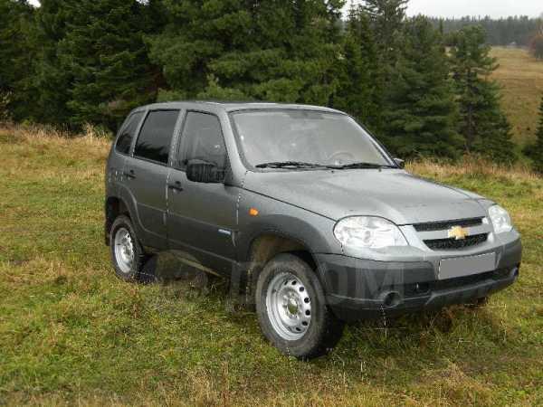Chevrolet Niva, 2009 год, 345 000 руб.