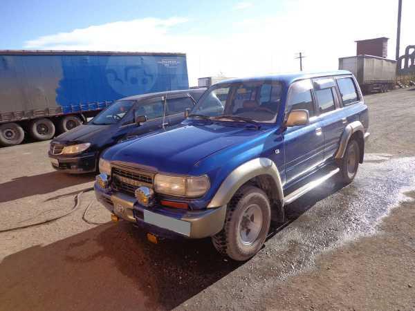 Toyota Land Cruiser, 1992 год, 465 000 руб.