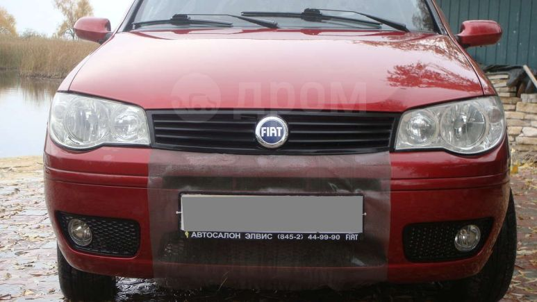 Fiat Albea, 2007 год, 260 000 руб.
