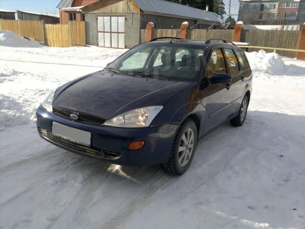 Ford Focus, 2001 год, 230 000 руб.