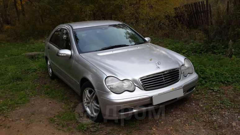 Mercedes-Benz C-Class, 2002 год, 350 000 руб.