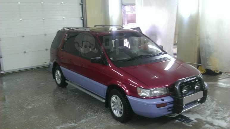 Mitsubishi Chariot, 1993 год, 170 000 руб.