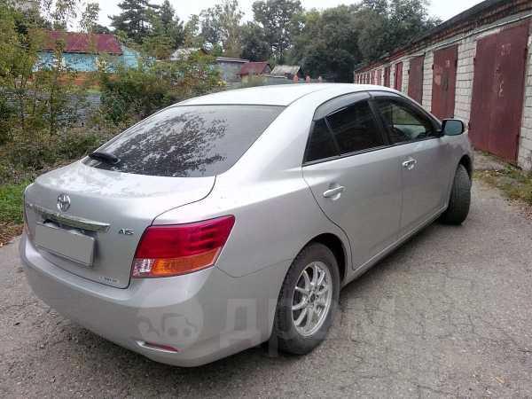 Toyota Allion, 2010 год, 565 000 руб.