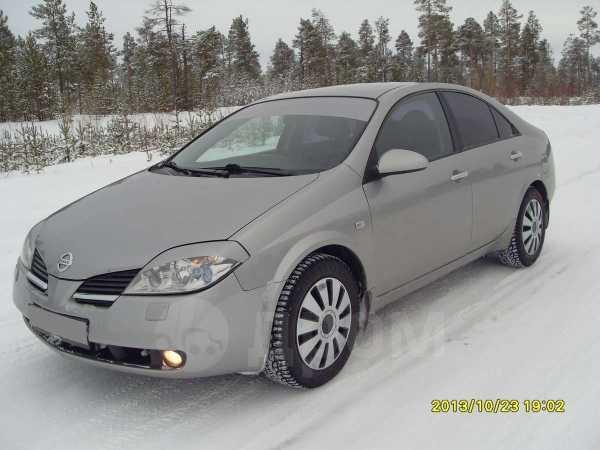 Nissan Primera, 2007 год, 400 000 руб.