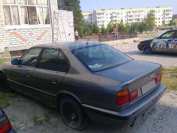 BMW 5-Series, 1991 год, 60 000 руб.