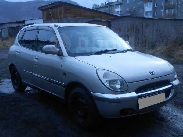Toyota Duet, 2001 год, 170 000 руб.