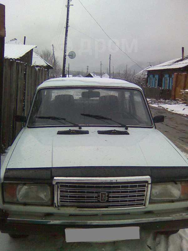 Лада 2107, 2004 год, 60 000 руб.