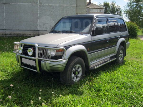Mitsubishi Pajero, 1997 год, 360 000 руб.