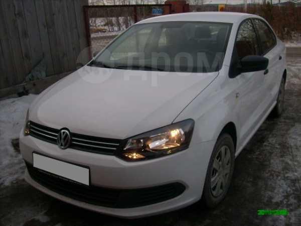 Volkswagen Polo, 2011 год, 415 000 руб.