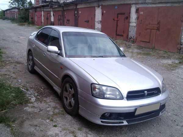 Subaru Legacy B4, 2001 год, 280 000 руб.