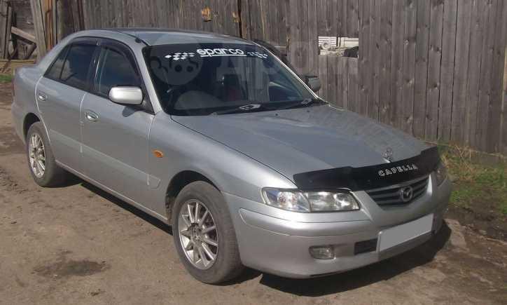 Mazda Capella, 2001 год, 300 000 руб.