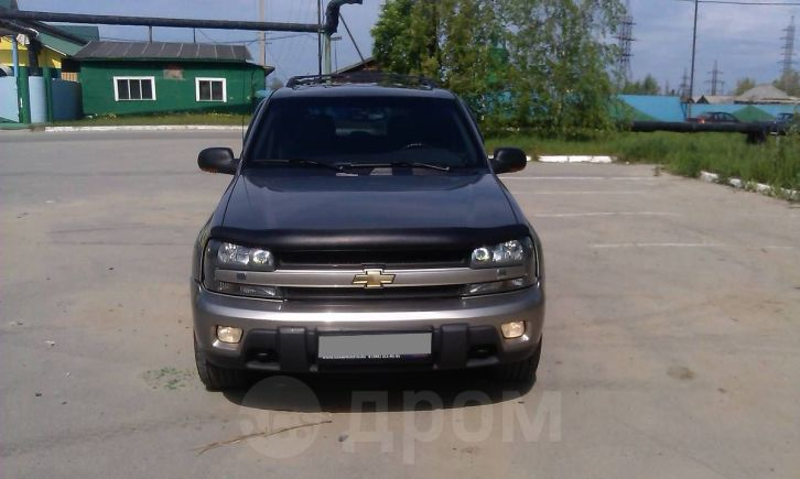 Chevrolet TrailBlazer, 2003 год, 515 000 руб.