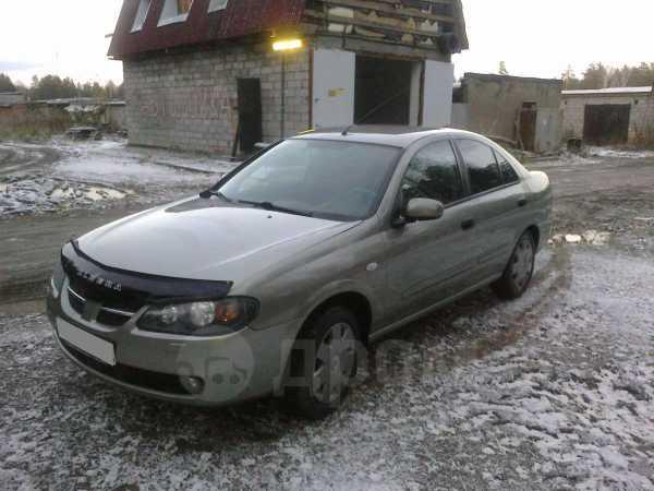 Nissan Almera, 2005 год, 295 000 руб.