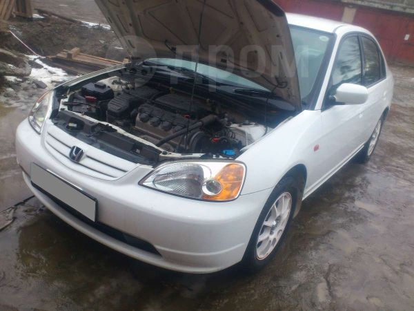 Honda Civic Ferio, 2003 год, 292 000 руб.