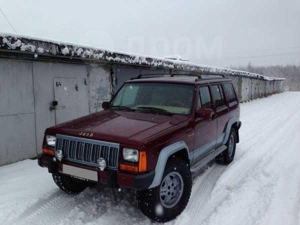 Jeep Cherokee, 1992 год, 285 000 руб.