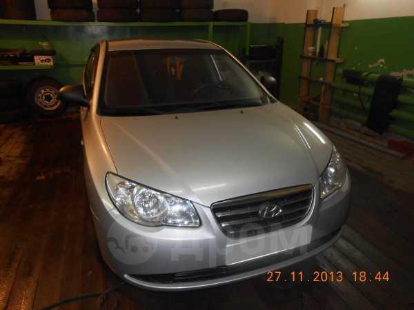 Hyundai Elantra, 2007 год, 409 000 руб.