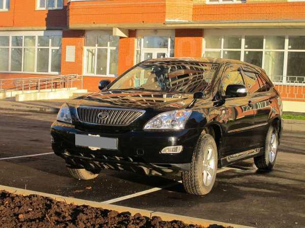 Toyota Harrier, 2003 год, 680 000 руб.