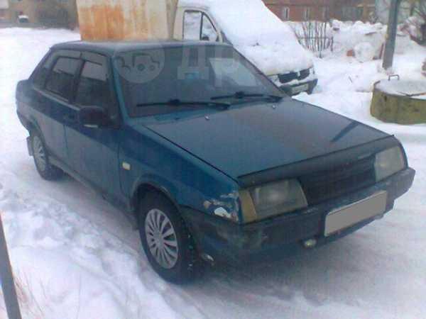 Лада 21099, 1993 год, 45 000 руб.